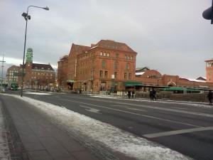 Malmo - Gara Centrala